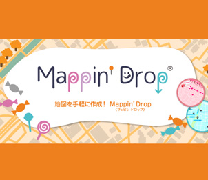 Mappin' Drop