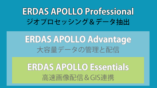 ERDAS APOLLO Professional